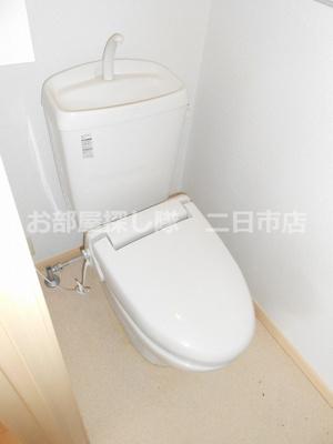【トイレ】れんこん2号館D