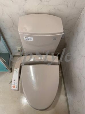 【トイレ】ガラ・ステージ神田小川町