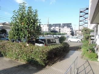 月々1万円の敷地内駐車場