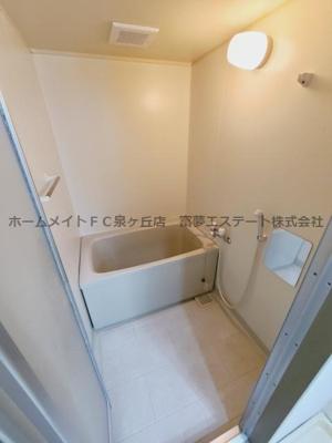 【浴室】ソシア加茂