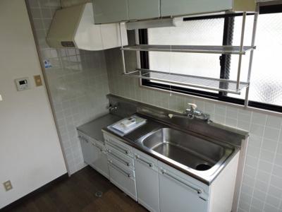 【キッチン】シーサイドコーポ