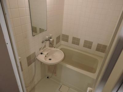 【浴室】シーサイドコーポ