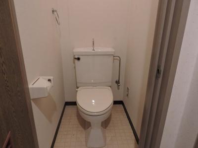 【トイレ】シーサイドコーポ