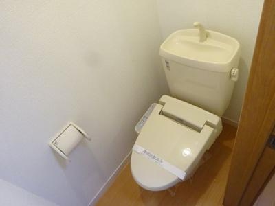 【トイレ】プライムコート久我山