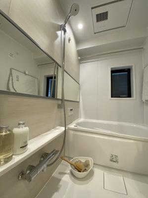 ユニットバス新規交換 浴室暖房換気乾燥機付 追焚機能付き