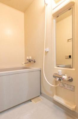 【浴室】メゾンドボヌール梅島