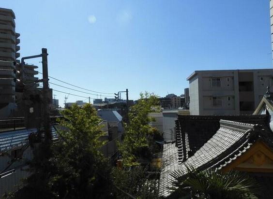 晴れた日はこのように見えます♪
