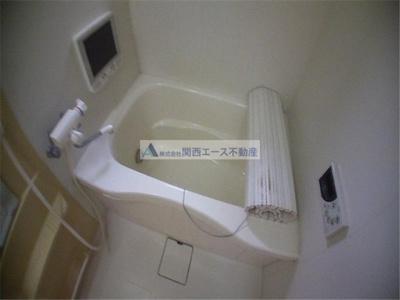【浴室】ヴィラロイヤルシティーⅡ
