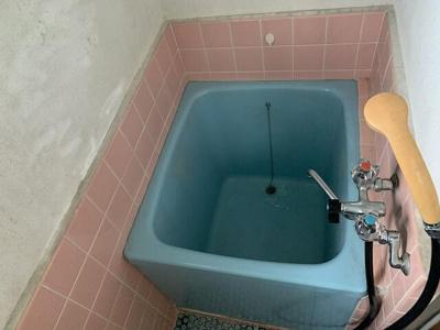 【浴室】ハイツ元気