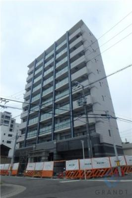 【外観】フォーリアライズ大正ソーレ