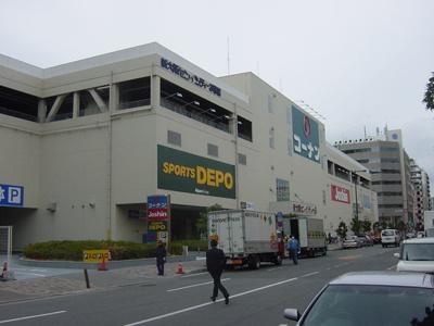 ホームセンターコーナン新大阪センイシティー店まで2,828m