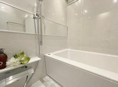 リビオレゾン日本橋浜町のお風呂です。