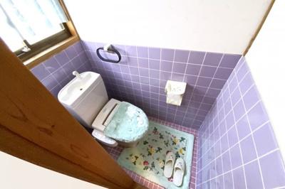 【トイレ】伏見区醍醐新開 中古戸建