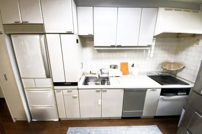 【キッチン】伏見区醍醐新開 中古戸建