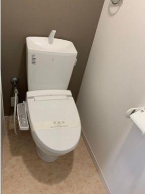【トイレ】ノゾミオ目白