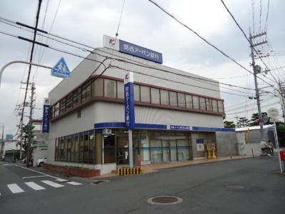 関西アーバン銀行狭山支店まで3,107m