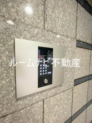 【セキュリティ】アクティブミレニアム江戸川橋(アクティブミレニアムエドガワバシ)