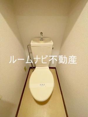 【トイレ】アクティブミレニアム江戸川橋(アクティブミレニアムエドガワバシ)