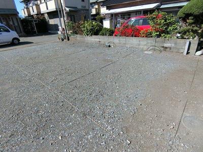 【駐車場】神田新平貸家