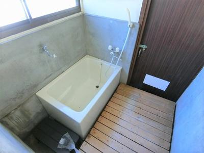 【浴室】神田新平貸家