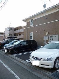 【駐車場】グリーンガーデン