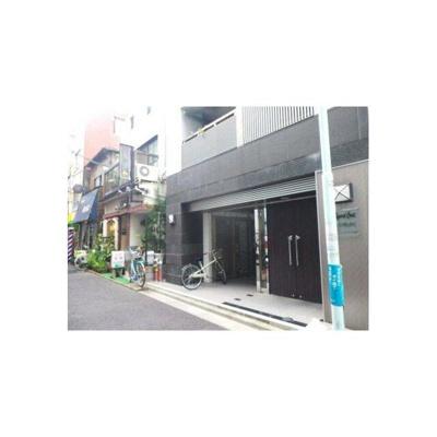 【外観】スクエアードコート日本橋人形町