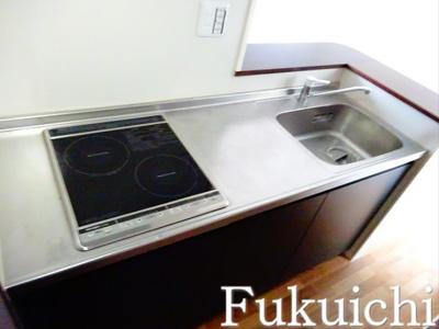 【キッチン】MJプレイス目黒