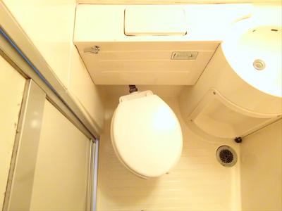 【トイレ】ロイヤルハイム