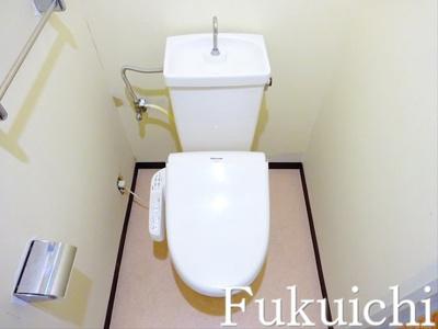 【トイレ】高雅ホームズ学芸大