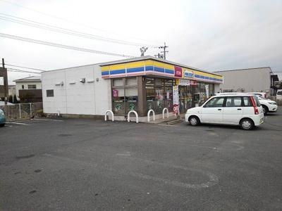 ミニストップ久留米荒木店まで900m