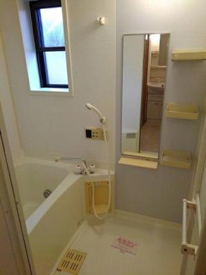 【浴室】ビクトリア壱番館