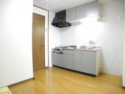【キッチン】スクエア