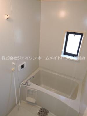 【浴室】サンヴィレッジ華A