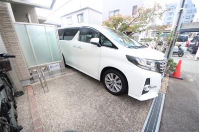 【駐車場】シャーメゾン新大阪