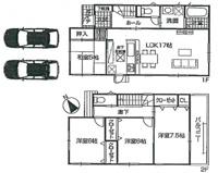 加古川市第17別府町新野辺1号地 新築戸建の画像