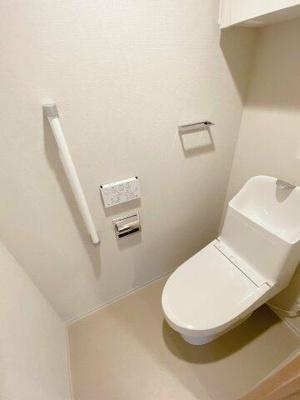 【トイレ】プラウドフラット上野松が谷