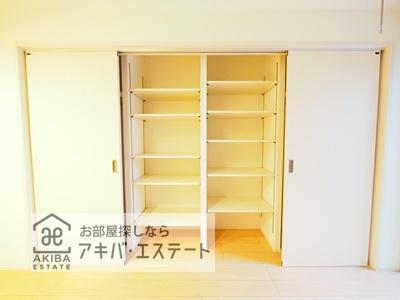 【収納】Vi Chambre(ヴィ シャンブル)