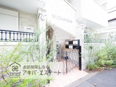 【エントランス】Vi Chambre(ヴィ シャンブル)