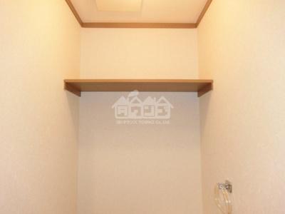 トイレの上棚・サンローズ