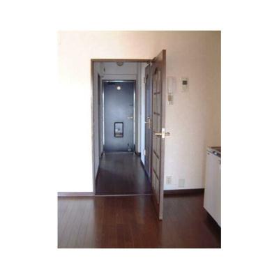 【玄関】上石神井グレイスハイム