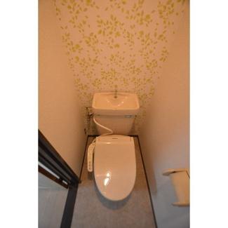 【トイレ】コーポきくち