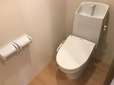 【トイレ】アヴニール松原