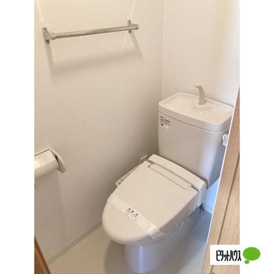 【トイレ】パレステュディオ小石川後楽園