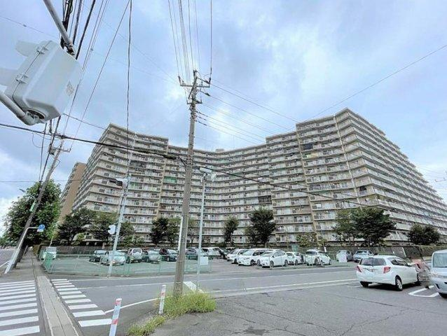 「ダイアパレスBW深谷」15階建マンション~JR高崎線「深谷」駅徒歩16分、バス利用可、緑豊かなゆったりとした街