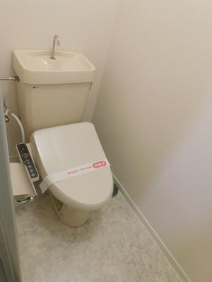 【トイレ】エクセルハイムマスダ