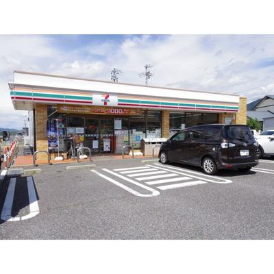 コンビニ「セブンイレブン松本白姫店まで97m」