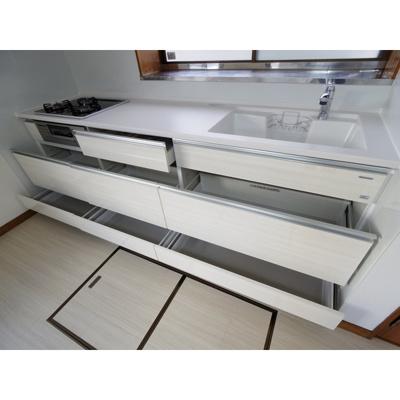 【キッチン】川中島四ツ屋戸建