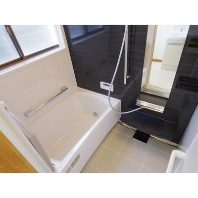 【浴室】川中島四ツ屋戸建