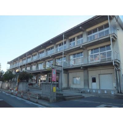 小学校「長野市立大豆島小学校まで358m」