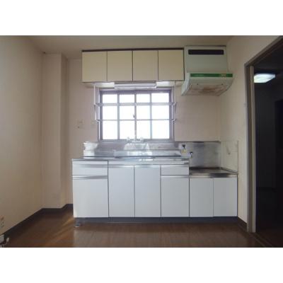 【キッチン】ハイツ山岸